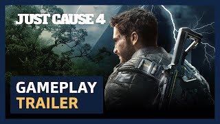 Just Cause 4: Announcement Gameplay Trailer [PEGI]
