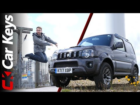 2017 Suzuki Jimny Review - The Best Affordable 4x4? - Car Keys