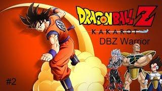 Dragon Ball Z: Kakarot -- The Saiyans Are Coming?! #2