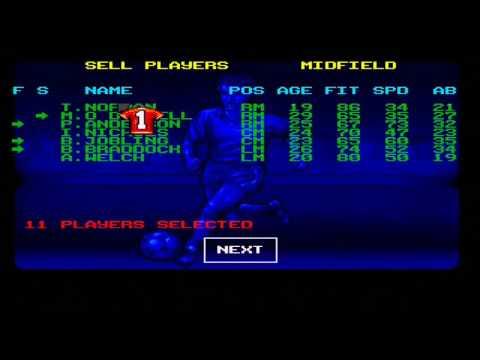 World Soccer: Amiga