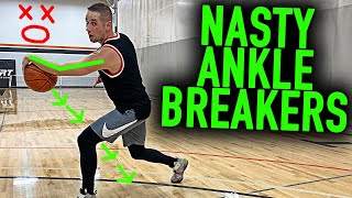 3 MUST Have Ankle Breaking Moves   Basketball Scoring Moves