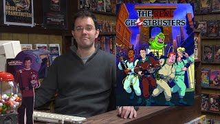 Real Ghostbusters - TV Animated Series REVIEW