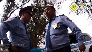 ГАИ Алматы - игры в прятки.