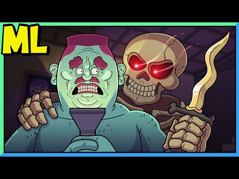 Monster Lab – Bones in the Basement (Episode 3)