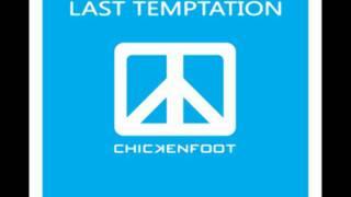 Last Temptation - Chickenfoot III