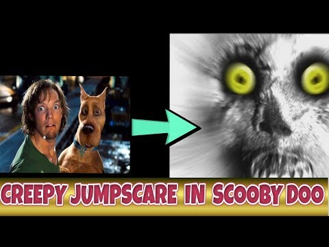 INSANE Jumpscare in Scooby Doo Game