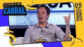 MÚSICAS do Brasil - parte 1 | A Culpa é do Cabral no Comedy Central