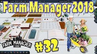 Farm Manager 2018 - #32 - Как перезимовать зиму и получать прибыль