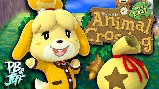 Isabelle  - (Animal Crossing) - Animal Crossing: New Leaf | Isabelle is a Bell! (Part 1)