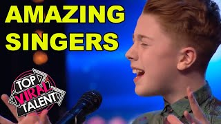 These AMAZING SINGERS just might be the BEST MUSIC ACTS on Got Talent?!