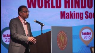 Session 1 Shri Baiju Chandulal Shah at WHEF 2016@Los Angeles
