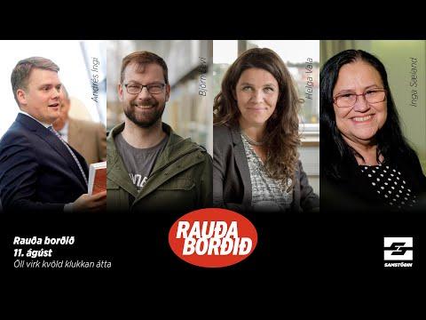 Rauða borðið: Stjórnarandstaðan