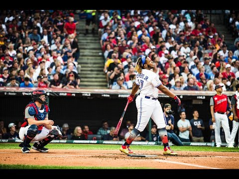 Vladimir Guerrero Jr. Breaks Record With 29 Home Run Round (Old Record)   2019 MLB Home Run Derby
