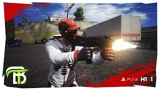 H1Z1 PS4 Gameplay   SOLO DUO CHALLENGE (H1Z1 PS4)