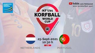 IKF U21 KWC 2021 NED – POR