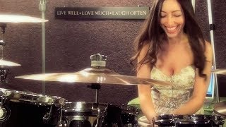 SYSTEM OF A DOWN - SUGAR - DRUM COVER BY MEYTAL COHEN