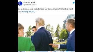 Strzelanie do Trumpa wieszanie posłów