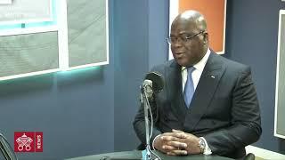 Le président de la RD Congo à Radio Vatican