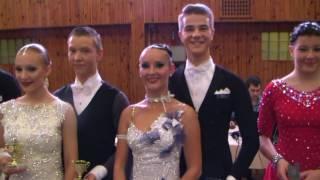 Taneční soutěž Skalná 14.5.2017