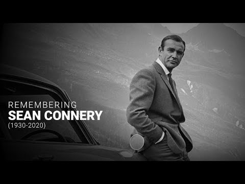 Sir Sean Connery In Memoriam | Remembering Movie Moments