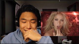 Shakira - She Wolf [Japanese Reaction]