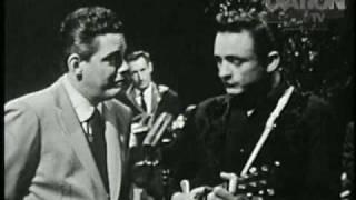 JOHNNY CASH - HALF A MILE A DAY