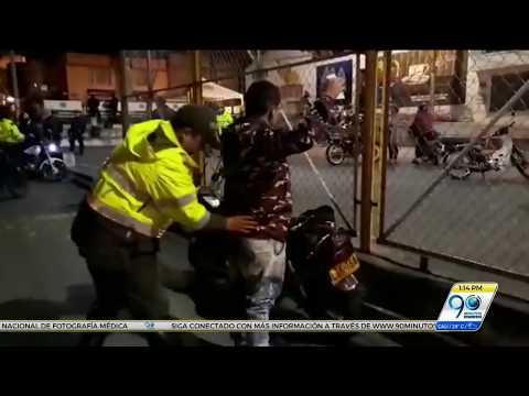 Pareja de esposos que conformaba banda de hurto de vehículos fue detenida en Pasto