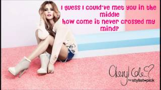 Cheryl Cole Hummingbirds Lyrics
