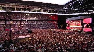 Foo Fighters   My Hero (live Wembley FULLHD)