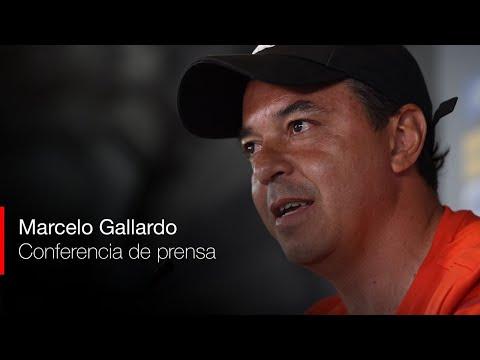 Marcelo Gallardo en conferencia de prensa [31/3/2021 - EN VIVO]