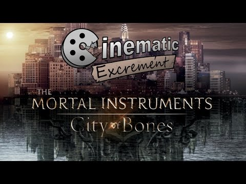 Cinematic Excrement: Episode 91 - The Mortal Instruments: City Of Bones