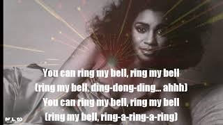 Anita Ward - Ring My Bell (Lyric Video)