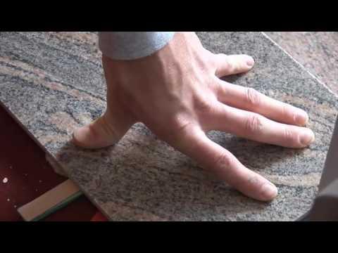 Treppenmodernisierung mit Rossittis Naturstein