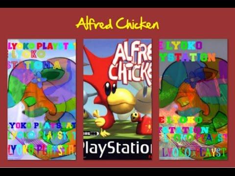 alfred chicken playstation 1
