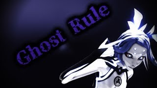[MMD+UE4] PhosphorescentRin Ghost Rule [VOCALOID]
