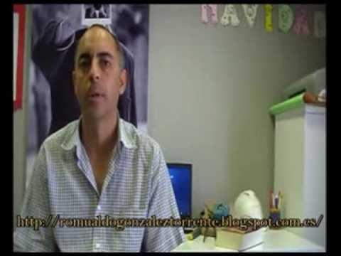 Curriculum en Alemán  Romualdo  Gonzalez Torrente