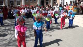 İbrahim Baltacı Ortaokulu Anasınıfı 23Nisan Gösterisi(2014)