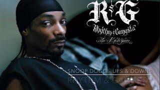 Snoop Dogg - Ups & Downs RHYTHM & GANGSTA