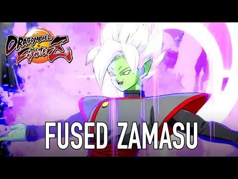 Trailer de présentation pour Zamasu Fusionné de Dragon Ball FighterZ