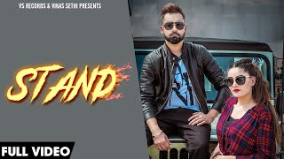 Stand | Full Hd Video | Yaad Bhullar & Gurlez Akhtar | ft Prabh Grewal | New Punjabi Songs 2019