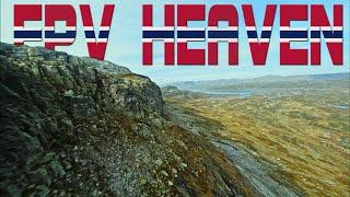 Exploring the beauty of Norway - 7 inch DJI FPV cinematic flight