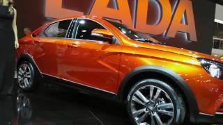 Lada Vesta Cross седан и универсал  ММАС-2016