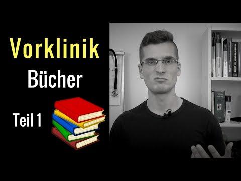 Vorklinik Bücher Teil 1: Physik, Bio, Chemie, Psychologie | Medizinstudium | Medi Heroes