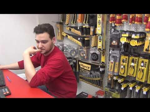 Возвращаю товар ненадлежащего качества в магазин всеинструменты.ру. 1 часть