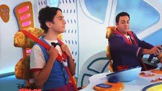 Disney Junior Express - En Busca De La Flor Blanca - (Teaser)