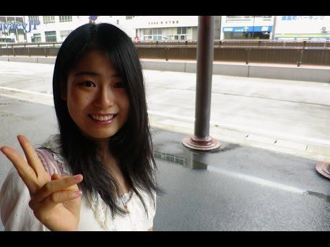 Япония. Японка Теруми показывает свой ро