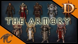 Diablo 3 / PTR 2.5 / Armory & Primal ancients thoughts ( gameplay / commentary )