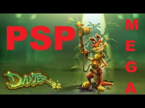 daxter psp gameplay