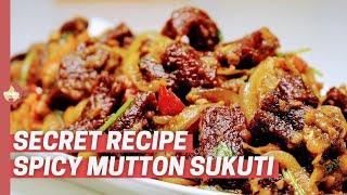 Spicy Sukuti