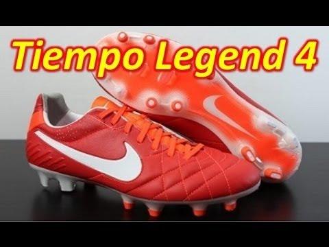 Nike Tiempo Legend IV Sunburst - Unboxing + On Feet